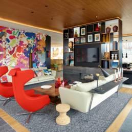 Aménagement Hôtel - Lobby/salon Design