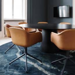 Aménagement salle de réunion design - Hôtel