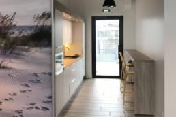 Aménagement espace cuisine Delattre Roger - Mot de Passe Mobilier