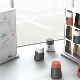 Aménagement coworking - Espace concept