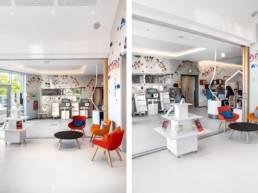 Aménagement médiathèque et bibliothèque - Modernisation