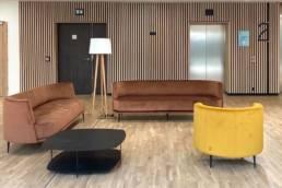Canapés et fauteuils - Mobilier professionnel