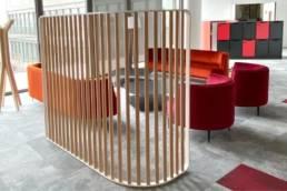 Mobilier professionnel espace ouvert - Canapés / fauteuils