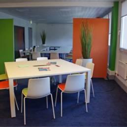 Aménagement espace Coworking - CCI Douai
