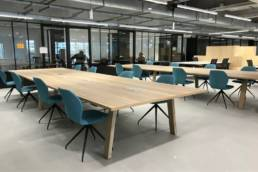 Bench design coworking - Mobilier professionnel Mot de Passe