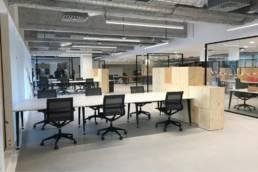 Bureaux open space - Mot de Passe Mobilier professionnel
