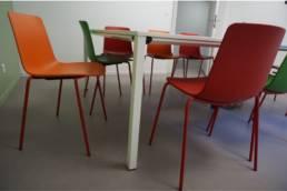 Chaises - Mobilier professionnel - Salle de réunion