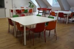 Ameublement salle de travail - Table de réunion