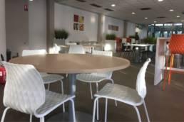 Aménagement restaurant d'entreprise - CPAM Lille