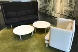 Espace lounge - Mobilier d'entreprise