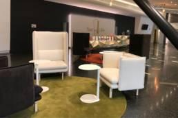 Espace d'accueil Tour de Lille - Mot de Passe Mobilier
