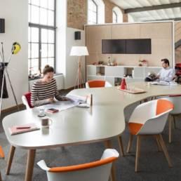 Bureaux design salle de réunion
