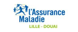 Logo CPAM Lille Douai