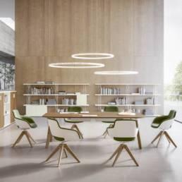 Table de réunion - Salle de réunion