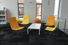 Espace lecture - Ameublement mobilier design